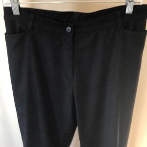 CWC FAUX SUEDE PANT